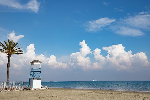 Larnaca nyáron
