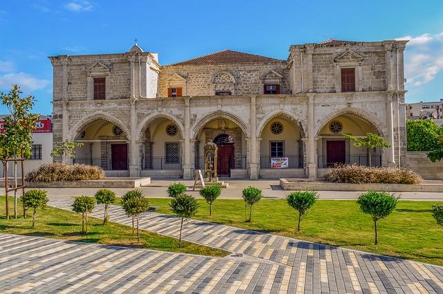 Larnaka  látnivalók