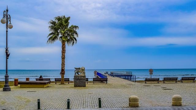 Larnaca télen