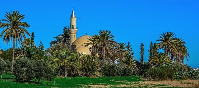 Hala Sultan Tekke mecset