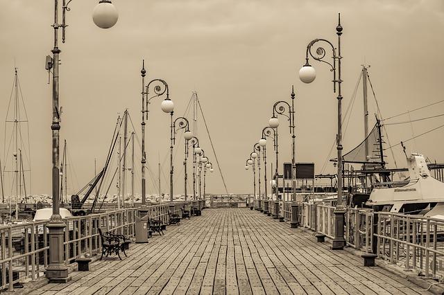 Larnaca kikötője